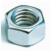 Chrome Hex Nuts