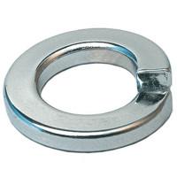 Chrome Lock Washers