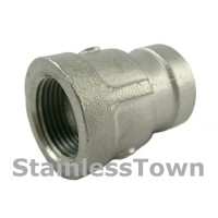 Stainless Pipe Reducer Couplings
