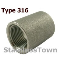 Type 316 Stainless Pipe Couplings