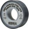 Gray Stainless Steel Thread Seal Tape