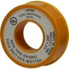 Yellow Thread Sealing Tape for Gas