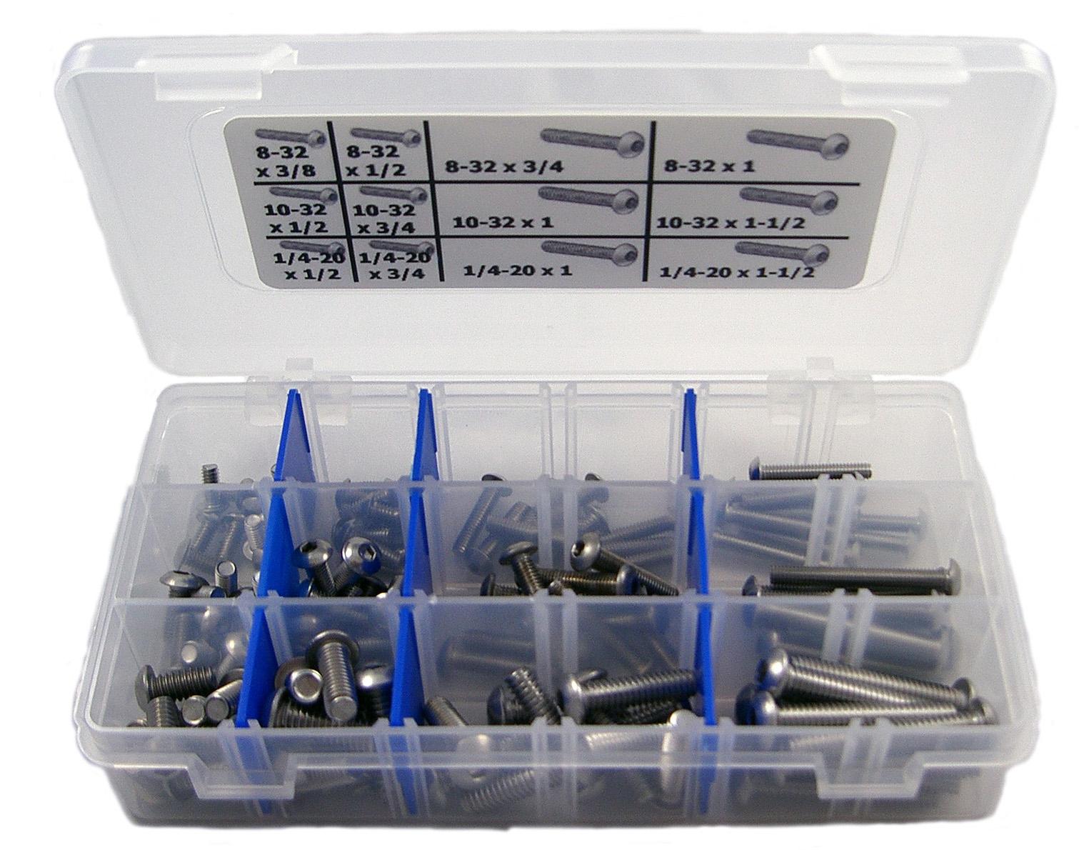 stainless socket assortment kits