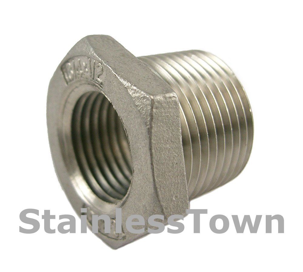 3M Stainless Steel Pipe Bushing